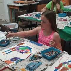 Summer Art Expressions Camp (Grades 3-7)
