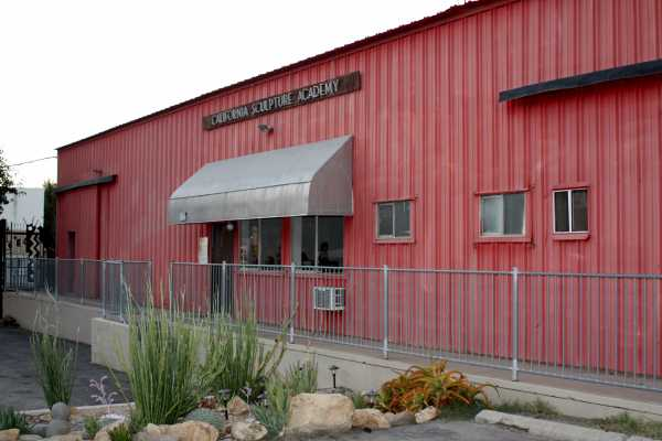 Exterior of the Fallbrook School of the Arts